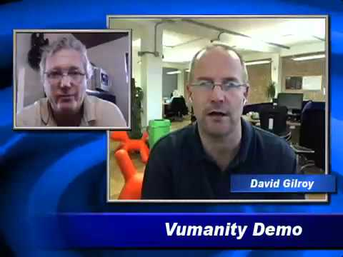 Demo of the Vumanity talkshow format