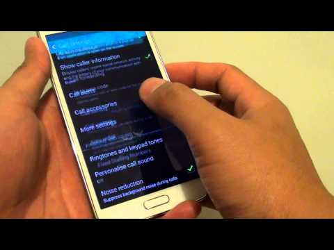 Samsung Galaxy S5: How to Enable/Disable Call Waiting
