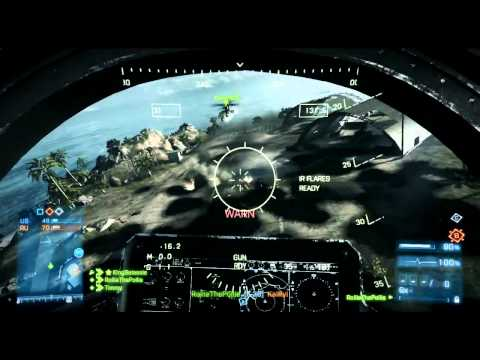 Battlefield 3 :: Wake Island Gameplay Trailer