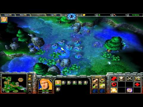 Warcraft 3: Reign of Chaos - Human 01 - The Defense of Strahnbrad