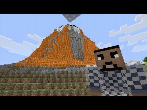 Minecraft (Xbox 360) - The Eruption - Hunger Games