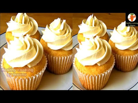 Homemade  Easy Cake Cream | Easy Butter Cream Frosting | Homemade Cake Cream Frosting