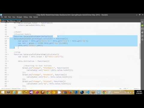 Advanced JavaScript - Day 6