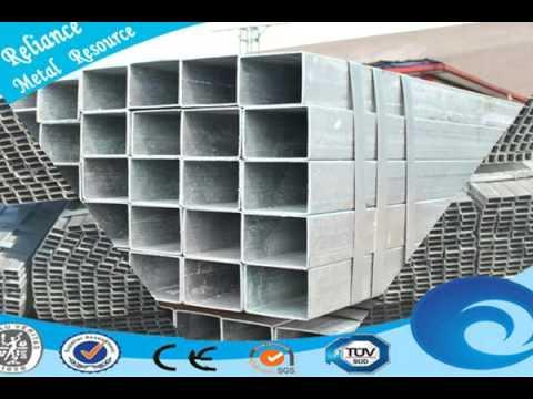 density of gi sheet,Weld Mild Galvanized Steel Rectangular Pipe