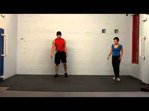 120 120 Bodyweight Cardio Interval Workout