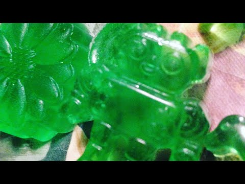 How to make perfect THC infused gummi's. no melting or sticking together