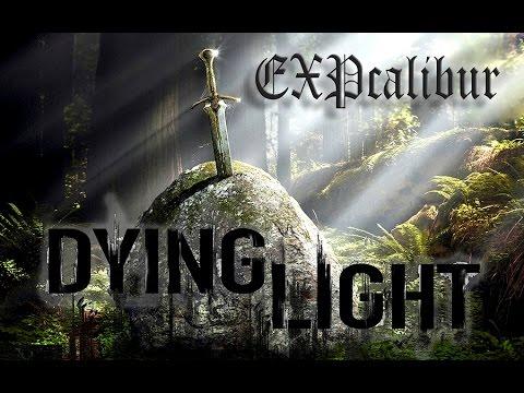 Dying light | How to find EXPcalibur | Cómo encontrar EXPcalibur