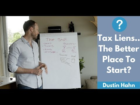 Why Tax Liens Are The Best Starting Ground For Investing