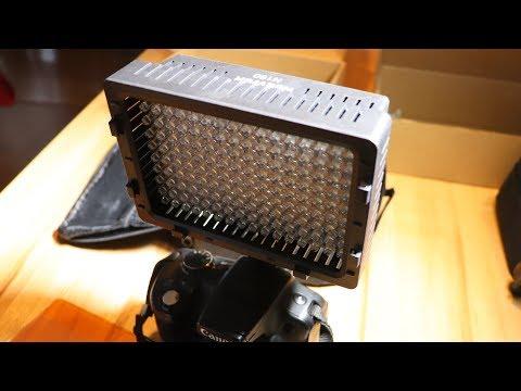 Neewer N160 On Camera LED Lights