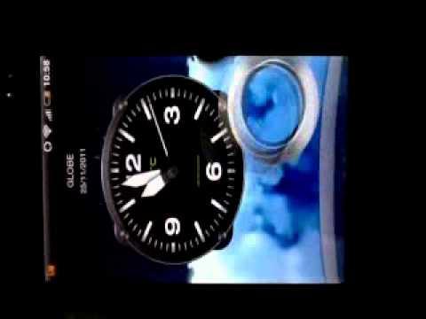 HTC Sense 3.0 Lockscreen/Skins
