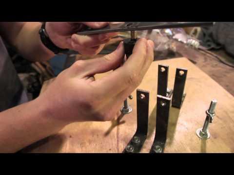 How to build bottle rocket launcher Part 2 of 2