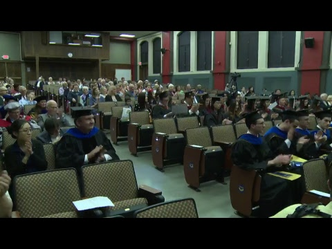 The University of Michigan - Economics Graduate Commencement