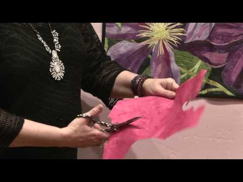 How to Remove Fusible Residue from Your Scissors by Melinda Bula