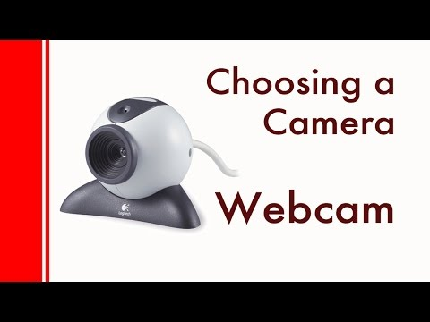 Using a Webcam to make YouTube Videos