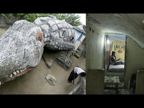Top 10 Most Unusual Homes You Will Ever See || Pastimers