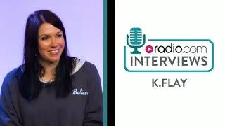 K.Flay on M.I.A.'s Influence