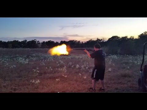 FIREBALLS M44 Mosin Nagant Carbine.