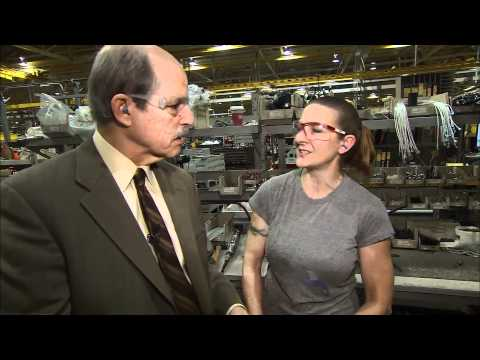 Cleveland Company Welds Job Security With Profits