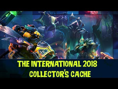 I Got Scammed - The International 2018 Collector's Cache Treasure