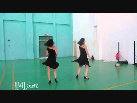 Line Dance: Cuban Yeah