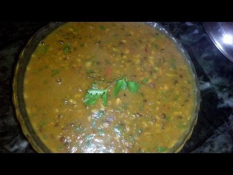 Dal Fry Recipe - Urad and Chana Dal Mix Recipe - उर्द चना दाल फ्राई रेसिपी