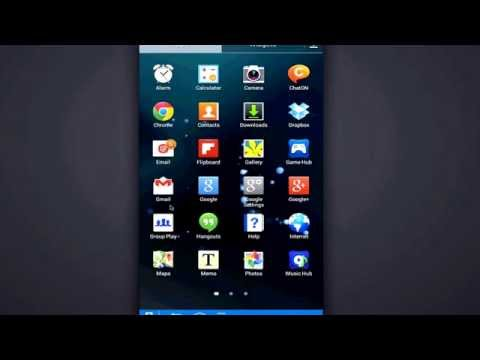 ANDROID TUTORIAL Droid OS for Beginners tablet