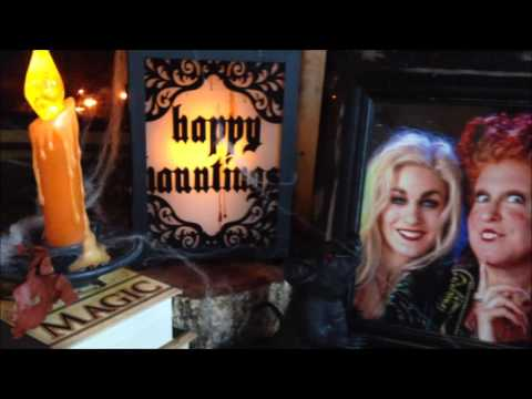 Hocus Pocus Movie ~ Musical, Decorative Halloween Fan Tribute