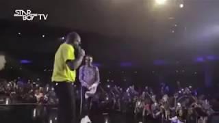 Wizkid And Davido Performed Together - Starboy Tv