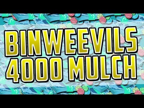 Binweevils Cheat Codes for 4,000 Mulch