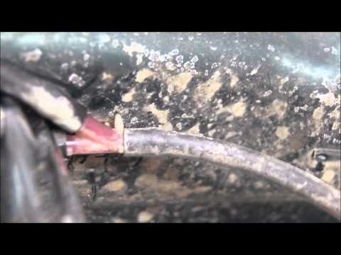Windshield Washer Fluid Nozzle Replacment