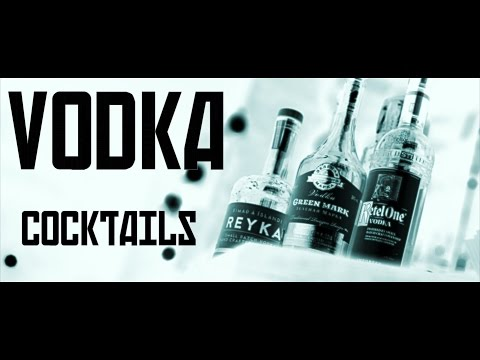 Vodka Cocktails VOL I