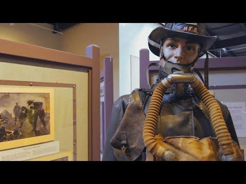 Take a Look Around the Firefighter Hall of Heroes