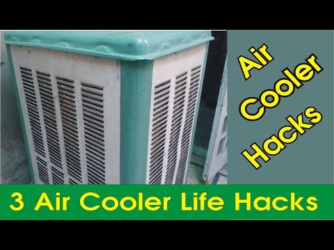 3 AIR COOLER LIFE HACKS YOU SHOULD KNOW