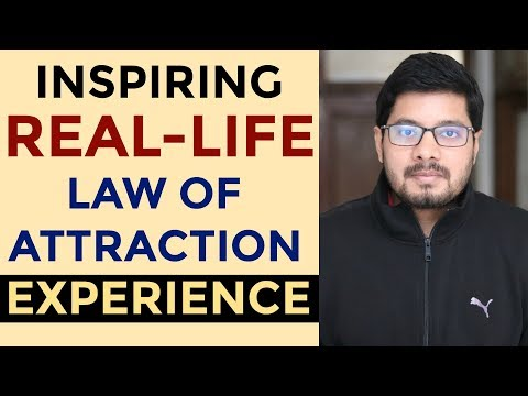 MANIFESTATION #90: Using LAW OF ATTRACTION for Someone You Love | Success Story | The Secret