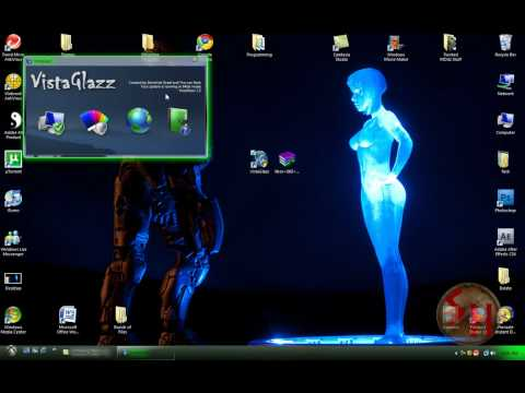 How to get the Xbox 360 Vista theme