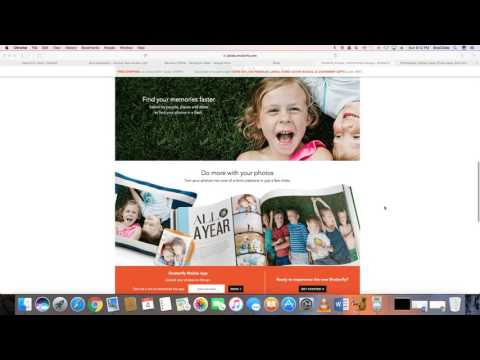 New Shutterfly - upload directly from Google Photos