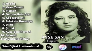 Download Ayşe Şan - Ömrem Hatu Buri - (Official Audıo) Video
