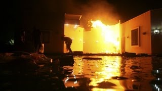 Four Americans Killed In Benghazi Why