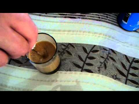 How To Make Frappe With Small IKEA Mixer
