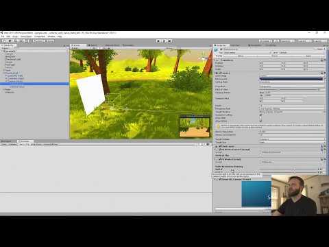 VRWorks Performance - Unity - Lens Matched Shading (LMS)