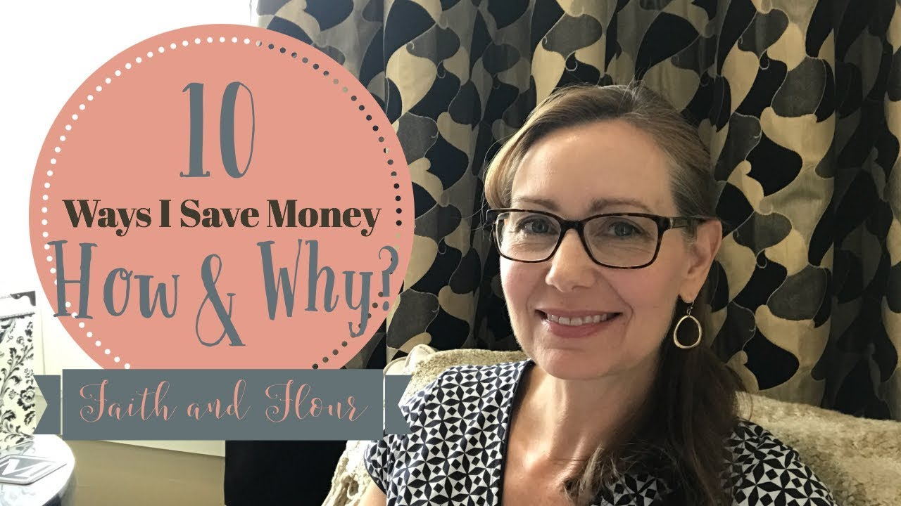 10 Ways I Save Money For Our Family & Why | Household Money Management | Debt Free Living