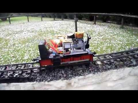 Accucraft Baguley based live diesel