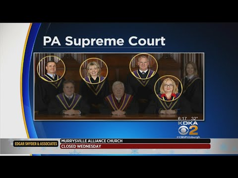 Pa. GOP Lawmakers Looking To Impeach Democratic Justices Over Congressional Map Making