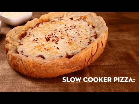Slow Cooker Pizza: Genius and Delicious | Cooking: How-To | Better Homes & Gardens