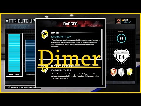 NBA 2K16 - How To Get The Dimer Badge
