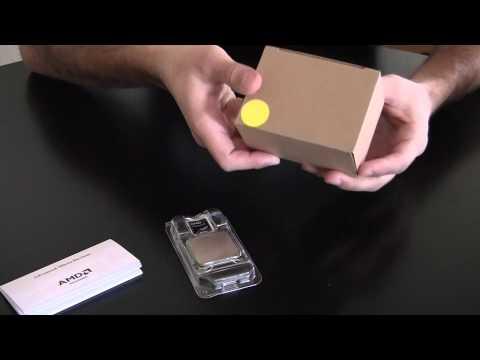 Unboxing:  AMD Phenom II X4 925