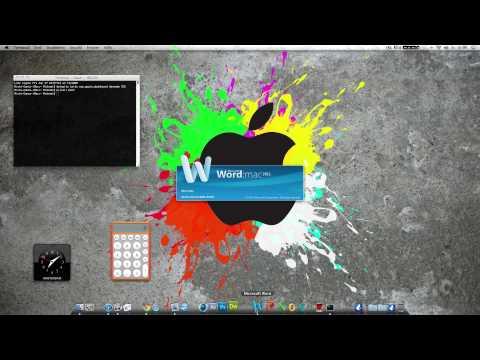 Quicktipp Mac: Dashboard-Widgets auf dem Desktop (Deutsch | HD)