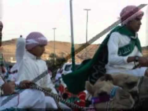 اليوم الوطني بحائل من حديقة السلام1432 2011