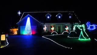 by gary lipps christmas lights 2015 lipps beau chene longwood lor dmx