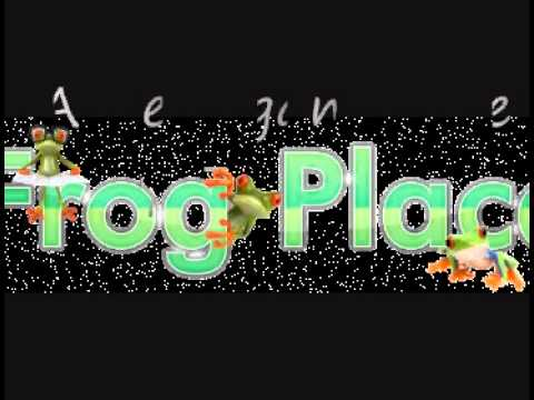 Frog-Place Trailer A New Game like Club Penguin!